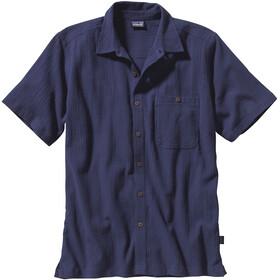Patagonia A/C - Camiseta manga corta Hombre - azul